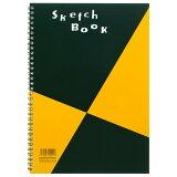 マルマン maruman 図案スケッチブック スケッチブック A4 24枚 画用紙 イラスト デザイン スケッチ アート 画材 S131