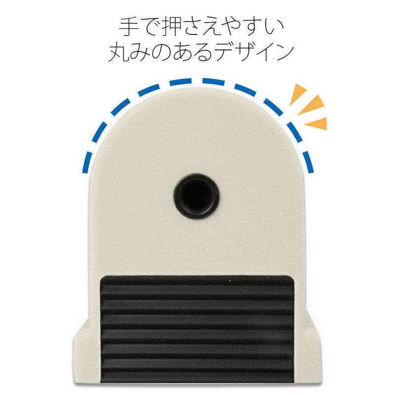 PLUS(プラス) ペンシルシャープナー(手動式) ホワイト WP-130N 30-852