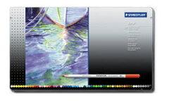 【送料無料】STAEDTLER(ステッドラー) カラト アクェレル 125 水彩色鉛筆 60色セット  【...