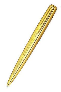 【受注生産】 WATERMAN ウォーターマン  エクセプション プレシャスメタル ソリッドゴールドボールペン (2000000)  【RCP】