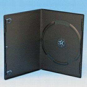 DVD トールケース 1枚収納 7mm (スリム) 100枚 (100枚x1) BD DVD CD 収納