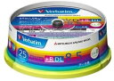 三菱化学DVD+R DL8倍速片面2層8.5GBワイド25枚 (25枚x1)