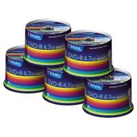 データ用DVD-R 250枚【三菱化学メディア 】 お買い得大量PACK