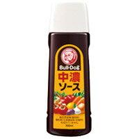 ブルドック 中濃ソース 300ml【ブルドックソース】軽減税率対象商品