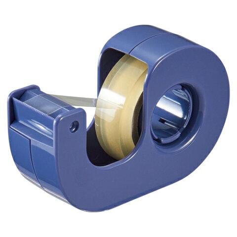 セロテープ 小巻カッターつきまっすぐ切れるタイプテープ幅12mm【ニチバン】CT-12DCB