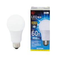 LED電球一般電球形E2660W形広配光タイプ昼白色LDA7N-G-6T4【アイリスオーヤマ】