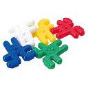 みんなで遊べる300ピースのうさぎブロック!!●内容/5色(赤・青・黄・緑・白):各60ピース●サイズ/ブロック:78×80×25mm、ケース:570×400×300mm●材質/ブロック:ポリエチレン、ケース:ポリプロピレン
