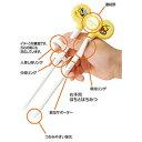 エジソンのお箸 左手用 オレンジ CK4150【コンセル】
