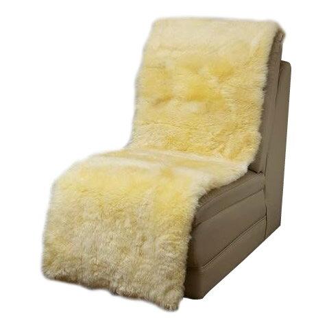 (同梱不可)ムートン椅子カバー 50×160cm MG750