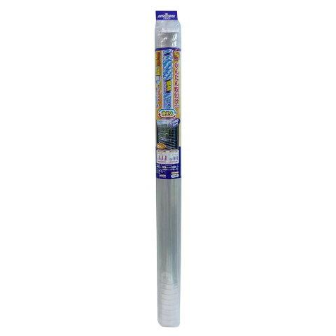 (同梱不可)透明二重窓パネル 透明 幅100cm×高さ73cm 2枚入 GNP-1002
