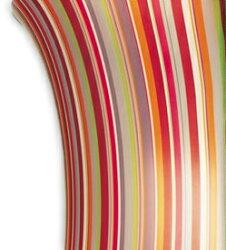 AIRFRETエアフレットR型(曲線型)本体フレーム+クロス(レッドストライプ)セット【送料無料】