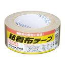 荷作り用粘着布テープ50mmX25m Q-4 00834