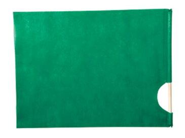 ハンドフラッグ 緑