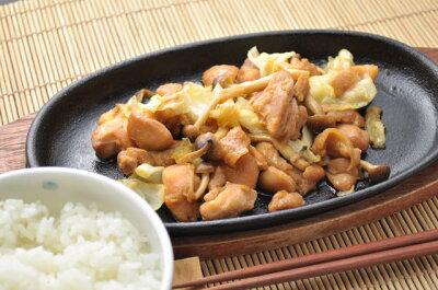 【2000円ぽっきり】テレビで話題の岐阜の郷土料理!☆鶏ちゃん(鶏肉の味噌風・味付け)上出屋の…