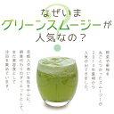 フルーツグリーンスムージー(200g:フルーツミックス味)送料無料 グリーン スムージー ダイエット 酵素ドリンク 酵素ダイエット 酵素スムージー 置き換え スリム オーガランド _JB_JD_JH_JT 3