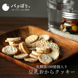 【500g】お腹すっきり!乳酸菌 豆乳おからクッキー [おからクッキー お試し ハード 低糖質 ダイエット食品 満腹感 置き換え お菓子 ダイエットクッキー スイーツ クッキー 送料無料] メール便A TSG TN
