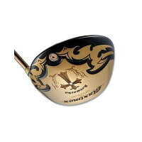 ワークスゴルフワイルドマキシマックスプレミアドライバーワークテックV-SPECαIIカーボンシャフト47インチ仕様
