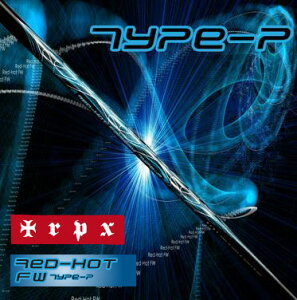 TRPX Red Hot FW type-P レッドホット …