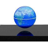 浮く地球儀