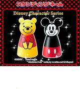 ラッキーシール ディズニー ミッキー シャチハタ スタンディングネーム Disneyzone シリーズ
