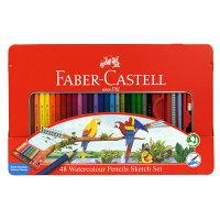 到着後レビュー記載で送料無料★ファーバーカステル水彩色鉛筆36色セットドイツ製/TFC-WCP/36C