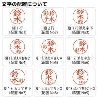 シャチハタネーム印ネーム9オーダーシヤチハタネーム9別注品ホワイトスタイル新色追加【送料無料】9.5ミリ