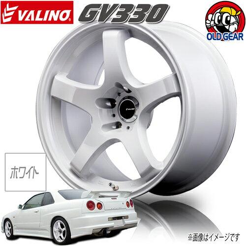 タイヤ・ホイール, ホイール  4 VALINO GV330 17 5H114.3 9.5J0 GT-R R34 D1 R33 R32