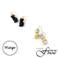 【Margo】王冠猫のフックピアス