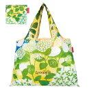 【メール便のみ送料無料】ショッピングバッグ「Annabelle」折りたたみエコバッグ