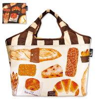 レジカゴ用バッグショッピングバスケットバッグ「Bread」折りたたみエコバッグ
