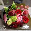 ギフトプレゼントにも 誕生日 バラ ローズ 『ピュアブーケ』花束 誕生日 フラワー 花 ギフト 送別