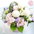 【クール便】お盆お供え花お供え「なごみ-nagomi−」アレンジメントお供え彼岸花命日お供え送料無料