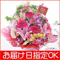 今ならお届け指定OK!人気ベスト3の花がたっぷり♪送料無料&嬉しいおまけ付き♪楽天ランキング...