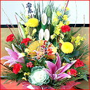【まだ間に合う!】【正月飾り 花】飾るだけで華やか!お歳暮にもOK◎ボックス フラワー 花 門...