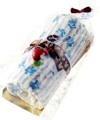 ケーキタオル * ロールケーキ * スティッチ *即日発送 雑貨 ケーキタオル ロールケーキ ディ...