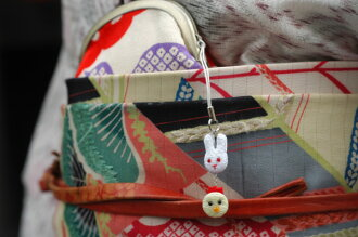 Upside-down Chinese zodiac strap