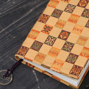A6 size notebook cover