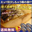 スーパーのサバが食べられなくなるかも!引火しちゃう程の脂!?【送料込み】15%OFF!!妻が大絶...