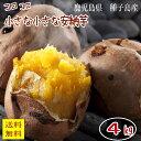 小さな安納芋(内容量約4k) 送料無料 訳あり ご家庭用 さ...