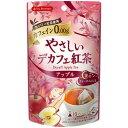 ティーブティック やさしいデカフェ紅茶 アップル 10TB×12セット 50552 【代引き・同梱不可】
