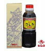 【代引き・同梱不可】ヒシク藤安醸造 甘口 さしみ醤油 300ml×12本 S-036