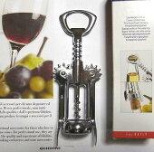 イタリアワインオープナー(簡単確実に抜ける)【送料無料】