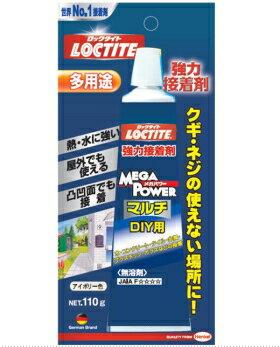 ヘンケルジャパン(ロックタイト LOCTITE) メガパワーマルチ110 110g