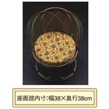 回転座椅子ハイタイプS-514B【送料無料】