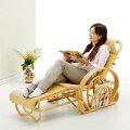 ラタン 籐三ツ折寝椅子 A100<br>【送料無料】【大川家具】【smtb-MS】【RCP】【MDT】【HPO】【KOU】