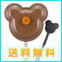 KUMA.Pan クマパン 26cm (かわいいクマの形したフライパン) ナイロンターナー付き ブラウンKP-26BR