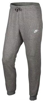 ナイキ(Nike) クラブ フレンチテリー ジョーカー パンツ 17HO メンズ スウェット 804466-063 ダークグレーヘザー/(ホワイト)