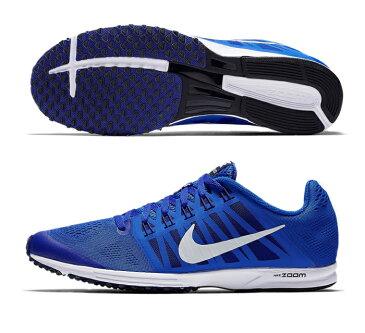 ナイキ Nike エアズームスピードレーサー6 メンズランニングシューズ 749360-411 (ハイパーロイヤル/ディープロイヤルブルー/ブラック/ホワイト)