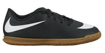 ナイキ Nike ジュニア プラバータ XII IC 18SP ジュニアフットサルシューズ 844438-001 (ブラック/ホワイト/ブラック)