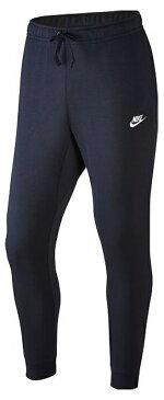 ナイキ Nike クラブ フレンチテリー ジョガー パンツ 18SP ジョガーパンツ(オブシディアン/(ホワイト))
